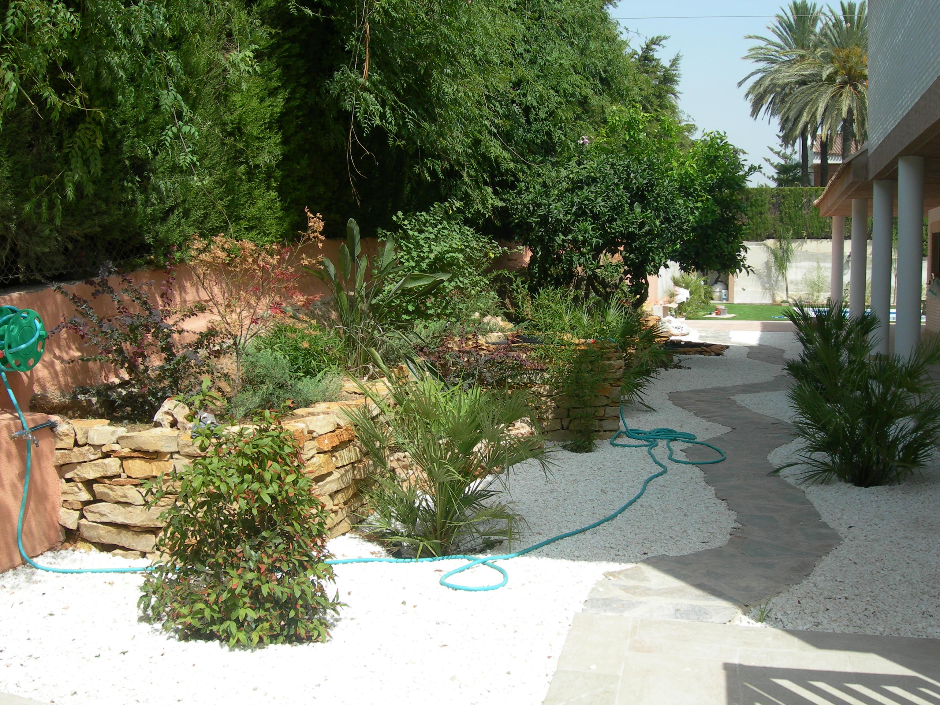 jardineria en torrente valencia trasejar