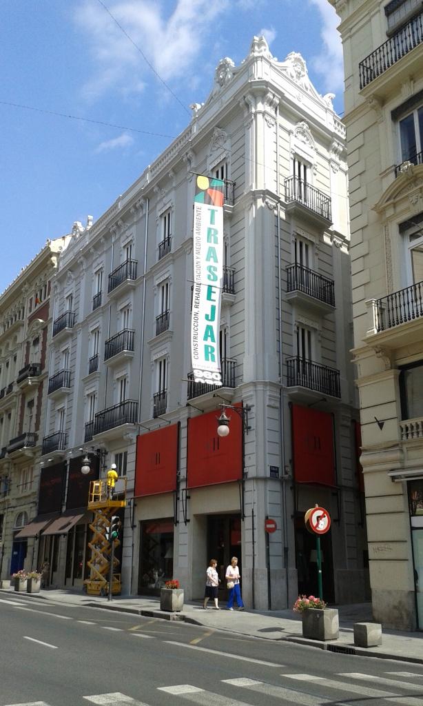 EDIFICIO CALLE LA PAZ,5 (VALENCIA)