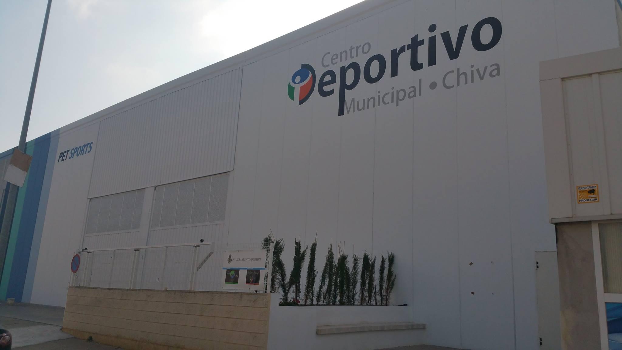 POLIDEPORTIVO MUNICIPAL DE CHIVA
