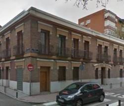 SANTA HORTENSIA MADRID